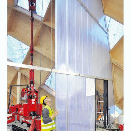 'Kunststof radiator' houdt Rijkspaviljoen Floriade op temperatuur