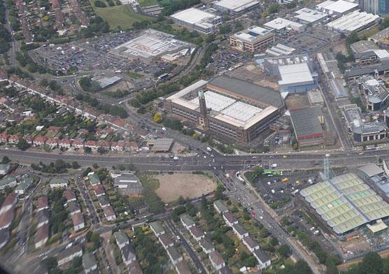 Vinci pakt grote infraorder in Londen