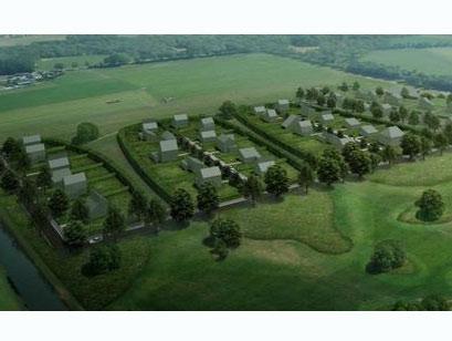 Nijhuis bouwt huizen Franciscushof Raalte