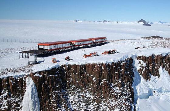 DHV renoveert op Zuidpool