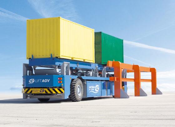 Onbemande voertuigen moeten Rotterdamse haven veiliger maken