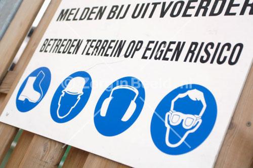 'Permanent veiligheidsbril verplicht stellen niet altijd zinvol'