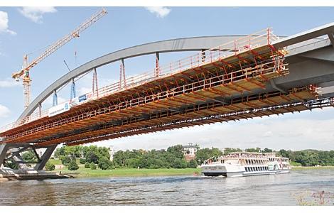 Omstreden brug krijgt vorm ondanks protest