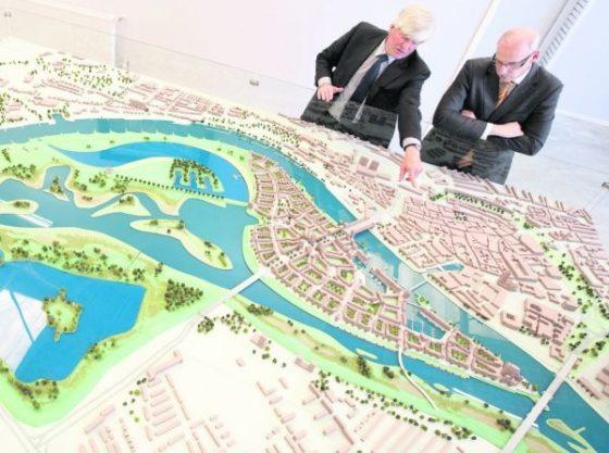 Ruzie om rode ontwikkeling in Arnhem