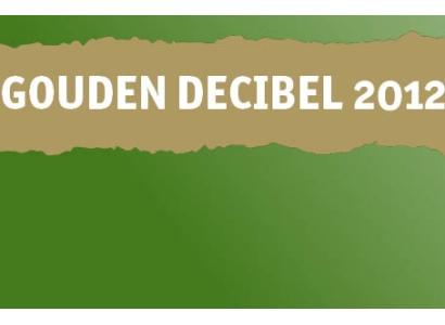 Gouden Decibel Awards voor het eerst uitgereikt