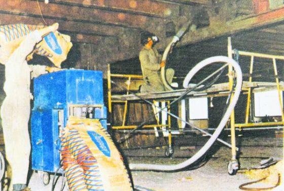 Specialisten maken ziekenhuis vrij van asbest