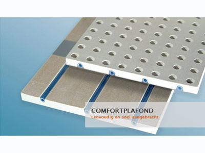 Keurmerk Slimbouwen voor Cable Stud en Comfortplafond