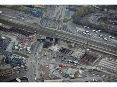 Ontwikkelingscombinatie Spoorzone Delft uit elkaar