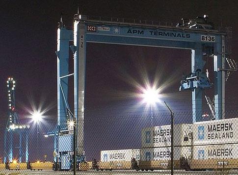 Combinatie legt infra voor nieuwe APM-terminal aan