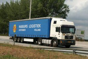Hogere belasting wegen door meer zware vrachtvoertuigen