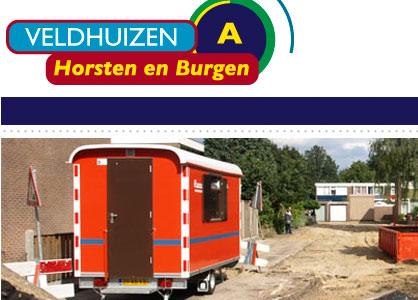 Marktselectie Ede voor wijk Veldhuizen