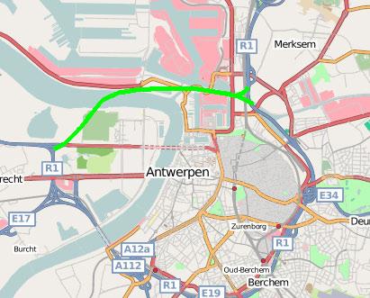 Voltooiing ring Antwerpen zorgt opnieuw voor ophef