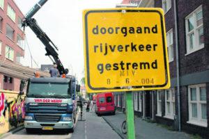 ABN AMRO: 'Bouw moet grotere bijdrage leveren aan schone stad'