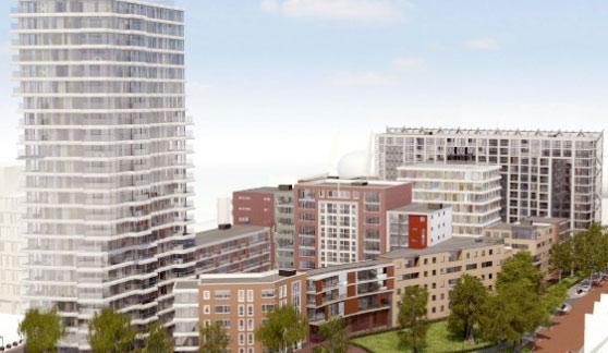 Belegger eist dat Volker Wessels Stadionkwartier afbouwt
