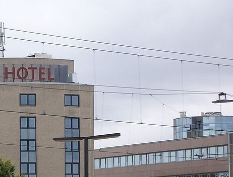 Hotelbranche spint garen bij crisis in bouw