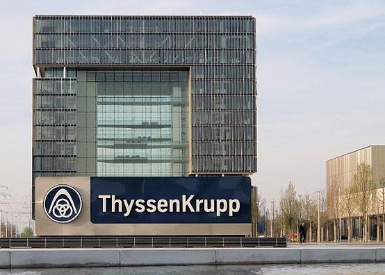 Thyssen Krupp verkoopt dochterbedrijf