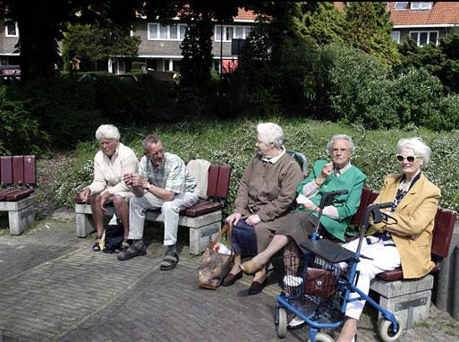Wonen met zorg voor ouderen