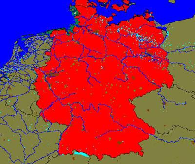 'Onderhoud Duitse vaarwegen stokt'