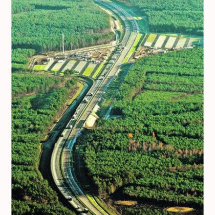 Poolse oplossing voor snelweg