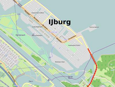Amsterdam Oost onderzoekt investering in IJburg