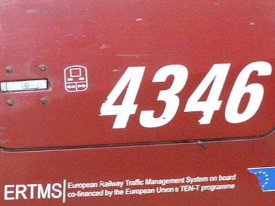 ERTMS over 10 jaar standaard op spoor