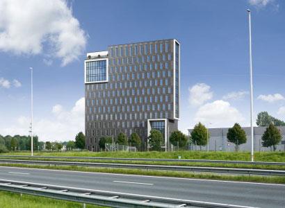 Bouw duurzaam kantorenpark langs A1 van start