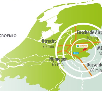 Gelderland clustert industrie Achterhoek