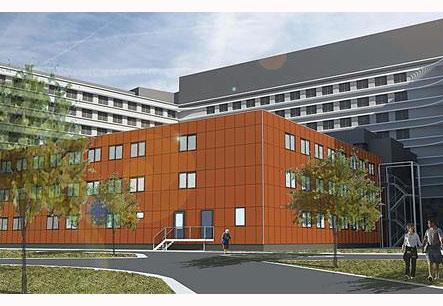 Vleugel ziekenhuis in vijf maanden klaar
