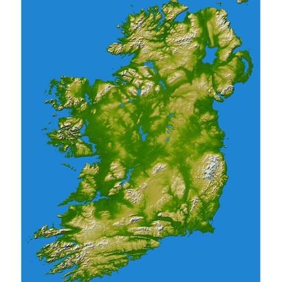 Bouw in Ierland zakt verder weg