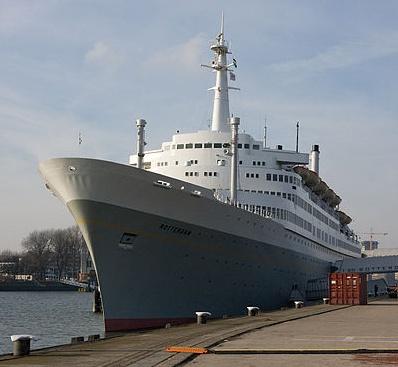 Interesse voor schip corporatie Woonbron