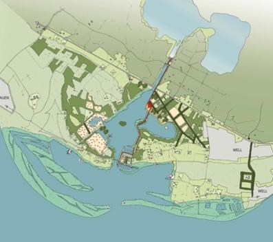 Watersportgebied Well opgeknapt