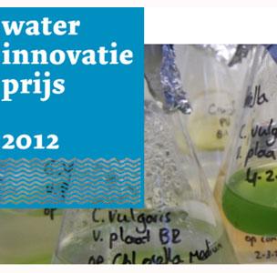 Nieuwe prijs voor innovaties op vakgebied water
