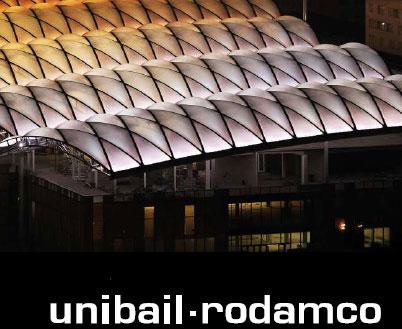 Unibail-Rodamco druk buiten Nederland