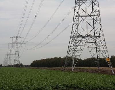 Capaciteit elektriciteitsnet niet overal voldoende