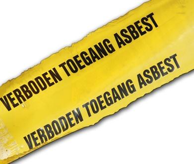 Toepassing asbest in Utrecht was uniek