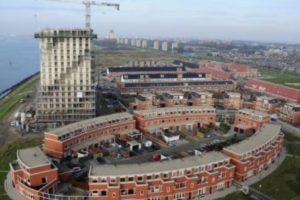 Ruzie in woontoren: bouwvakker breekt been