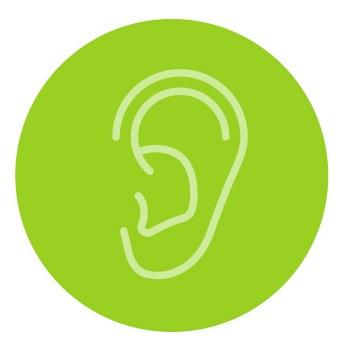 Ketensamenwerking zit tussen de oren