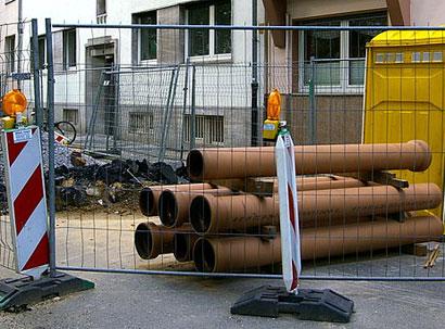 Duitse bouw heeft last van wintertik