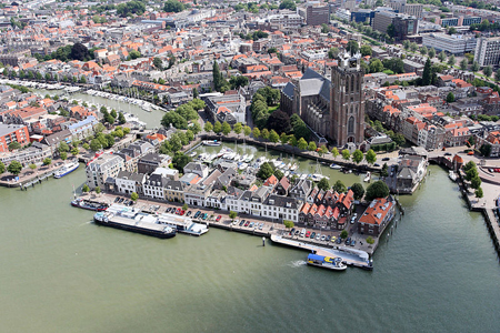 Havenbedrijf Rotterdam investeert fors in haven van Dordrecht