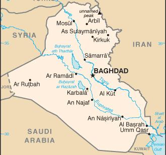 Boskalis-deelneming krijgt contract in Irak
