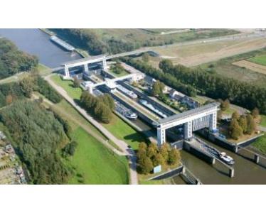Witteveen+Bos maakt studie kolk Beatrixsluis