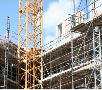 Stijging bouwkosten