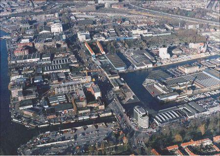 800 nieuwbouwwoningen langs Haagse Trekvliet