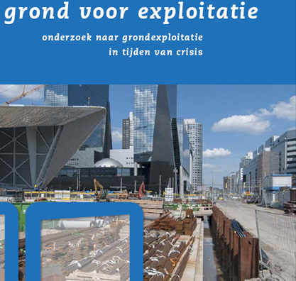 'Risicomanagement rond grondexploitaties niet op orde'