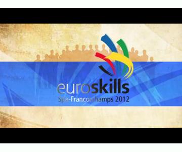 Goud, zilver en brons voor bouwers op EuroSkills
