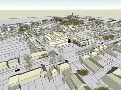 Heijmans ontwikkelt centrumplan Vlijmen