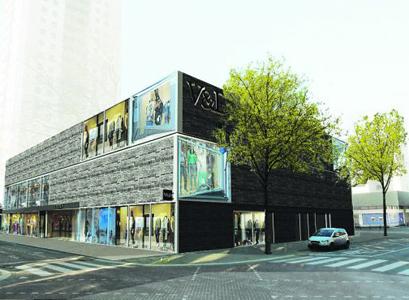 V&D bouwt nieuwe warenhuizen