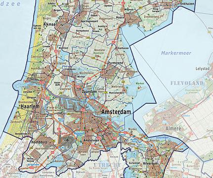 Meer dan helft woningbouwplannen Noord-Holland onzeker