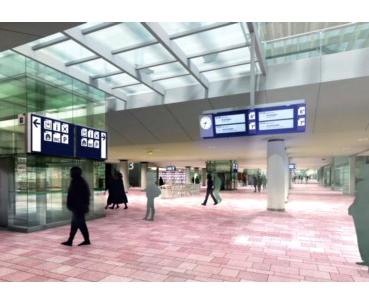 Reizigerspassage Rotterdam Centraal geopend