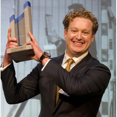 Hemubo wint Cobouw Award